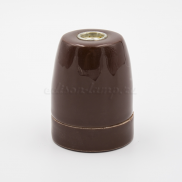 Ceramic Socket 5 (brown)